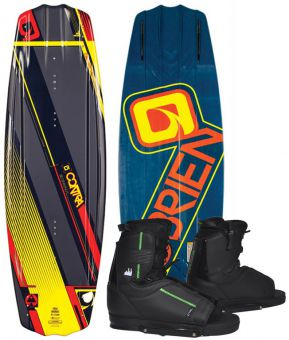 OBRIEN CONTRA IMPACT 137 2014 inkl. CTRL THE STANDARD Boots