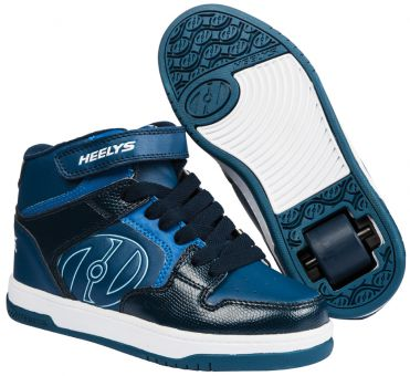 HEELYS FLY 2.0 Schuh 2015 navy/new blue/white - 38