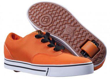 HEELYS LEGIT Schuh 2014 black/white/orange - 38