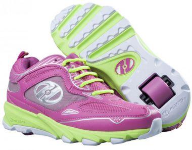 HEELYS SWIFT Schuh 2014 pink/green/silver/white - 38