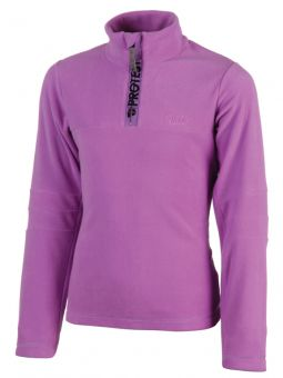 MUTE JR 1/4 Zip Fleece 2012 passion fruit