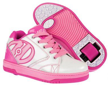 HEELYS PROPEL 2.0 Schuh 2015 white/pink/silver - 38