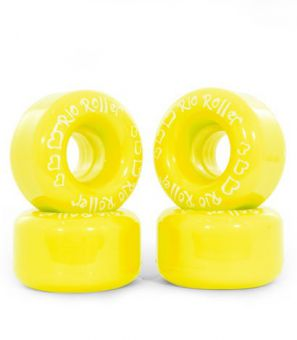 RIO ROLLER COASTER Wheels yellow