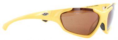 SMITH SLIDER Sonnenbrille mellow yellow/buzzsaw