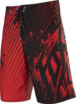FRESH KILL Boardshort 2012 flame red