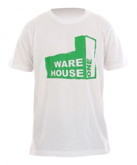 STR Co-op T-Shirt white