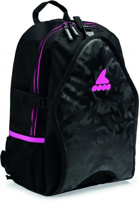 ROLLERBLADE BACKPACK 15 Rucksack 2021 black/pink