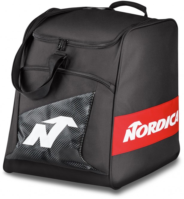 NORDICA BOOT BACKPACK 2021 black/red