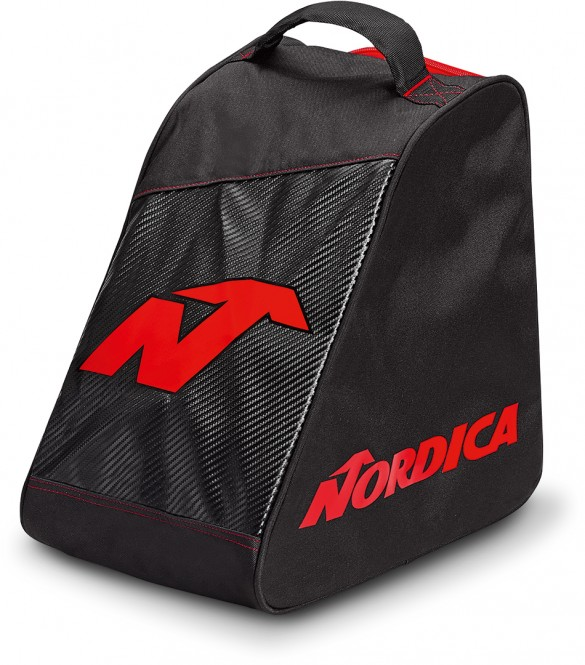 NORDICA BOOT BAG LITE 2021 black/red
