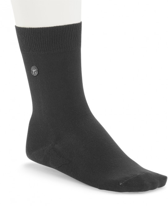 BIRKENSTOCK COTTON SOLE Socken 2021 black - 45-47