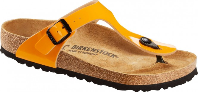 BIRKENSTOCK GIZEH Sandale 2021 patent marygold - 37