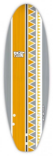 BIC PAINT MINI Shortboard 2018 - 5,6