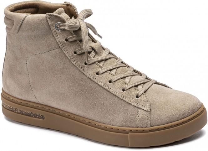 BIRKENSTOCK BEND MID SLIM Sneaker 2021 taupe - 37