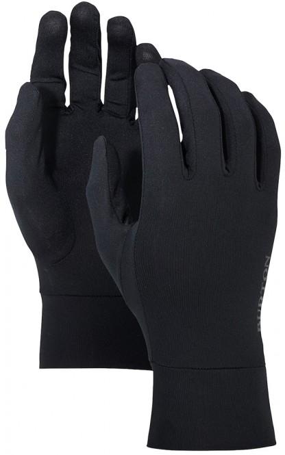 BURTON TOUCHSCREEN LINER Handschuh 2021 true black - L/XL