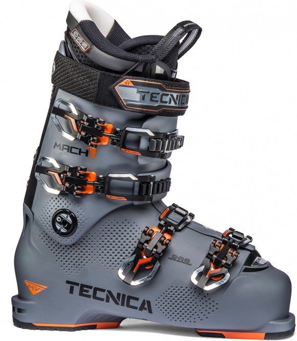 TECNICA MACH1 110 S MV Ski Schuh 2020 sport grey - 29,5