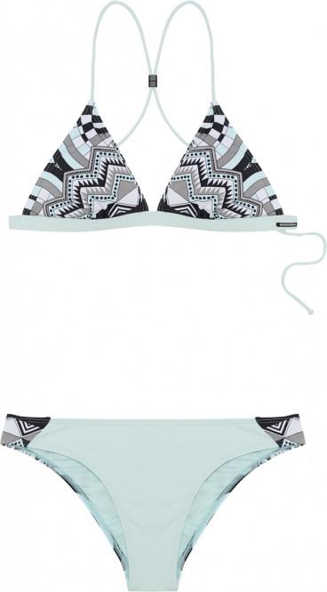 CHIEMSEE AURELIA Bikini 2018 graphic bw - XS