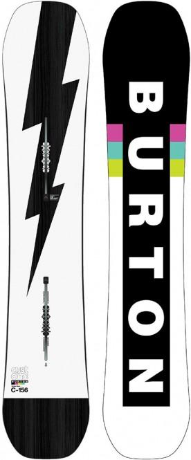 BURTON CUSTOM Snowboard 2021 - 156