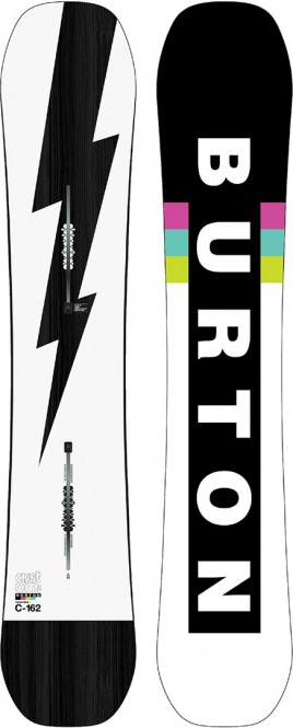 BURTON CUSTOM Snowboard 2021 - 162