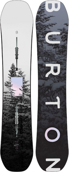 BURTON FEELGOOD Snowboard 2021 - 146