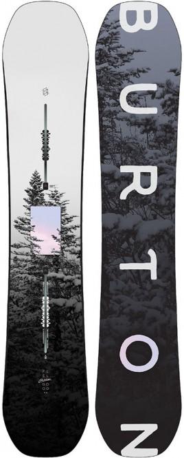 BURTON FEELGOOD Snowboard 2021 - 152