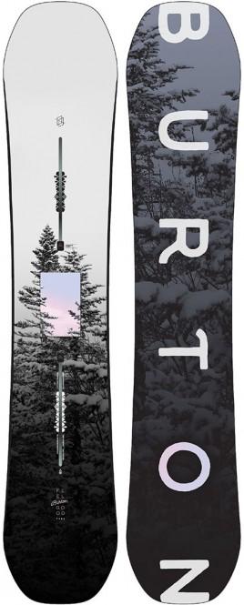 BURTON FEELGOOD FLYING V Snowboard 2021 - 152