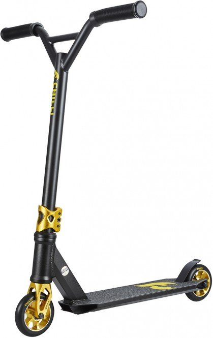 CHILLI PRO SCOOTER 3000 SHREDDER Scooter black/gold
