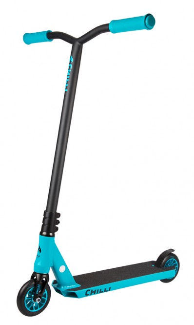 CHILLI PRO SCOOTER REAPER ICE Scooter blue/black