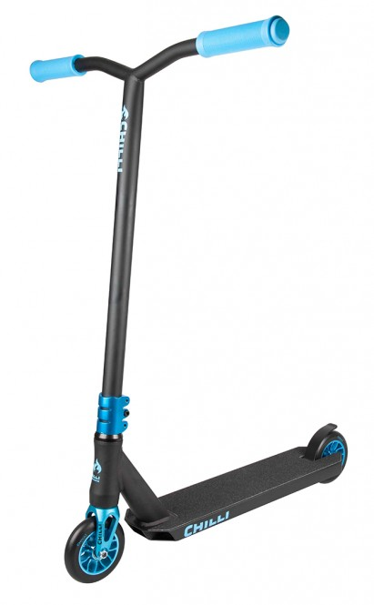 CHILLI PRO SCOOTER REAPER WAVE Scooter black/blue