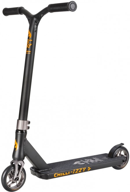 CHILLI PRO SCOOTER IZZY EARTH Scooter black