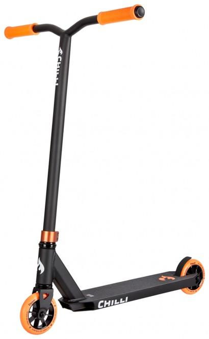 CHILLI PRO SCOOTER BASE Scooter black/orange