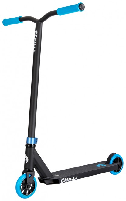 CHILLI PRO SCOOTER BASE Scooter black/blue
