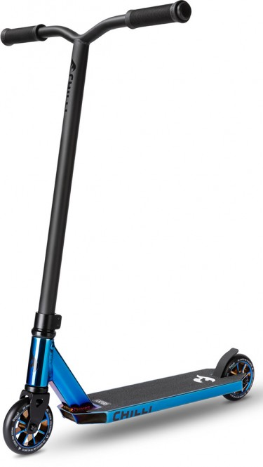 CHILLI PRO SCOOTER ROCKY Scooter Grind Limited Edition blue neochrome