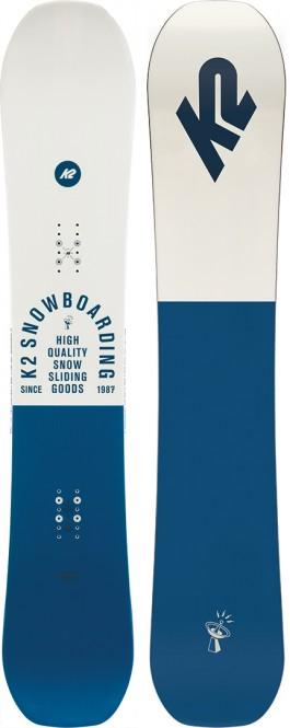 K2 BROADCAST Snowboard 2020 - 159