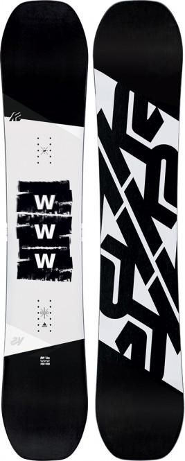 K2 WWW Snowboard 2020 - 152