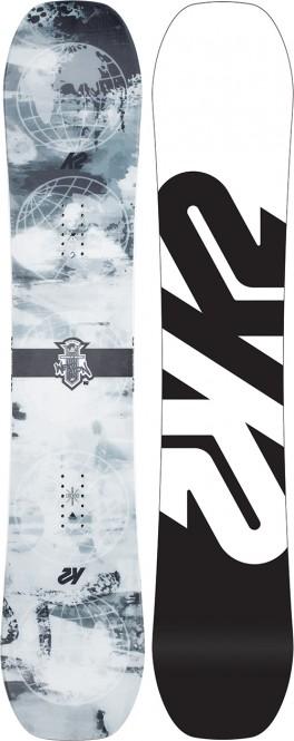K2 WWW WIDE Snowboard 2021 - 151W