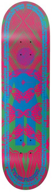 GIRL VIBRATION Deck pacheco - 8.125