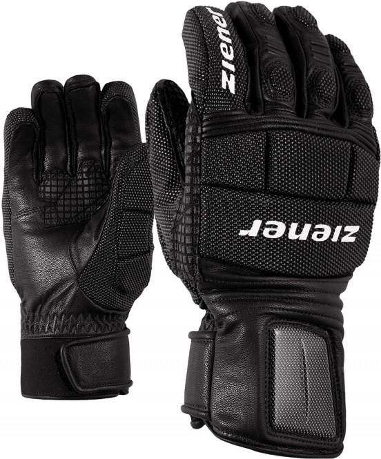ZIENER GRISS RACE Handschuh 2017 black - 6,5