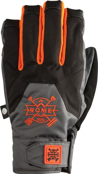 ROME SANCHEZ Handschuh 2017 black - S