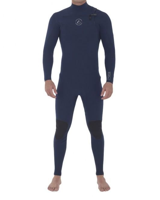 FOLLOW PRO 3/2 Full Suit navy - M