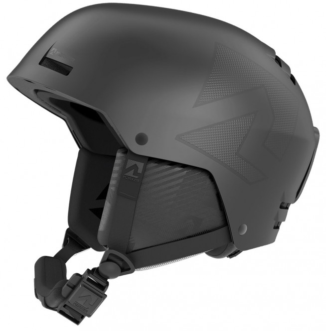 MARKER SQUAD Helm 2020 black - L