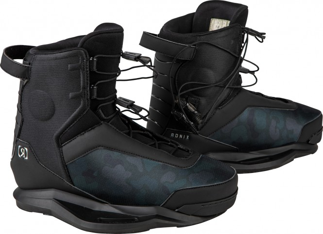 RONIX PARKS Boots 2020 night ops camo - 41-42