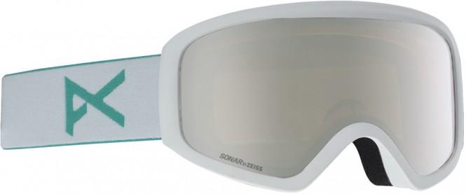 ANON INSIGHT SPARE Schneebrille 2020 white/silver amber