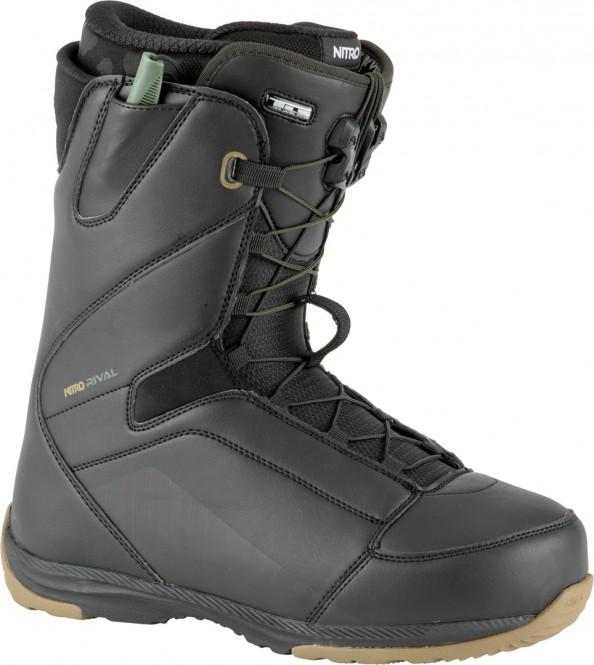 NITRO RIVAL TLS Boot 2021 black - 48