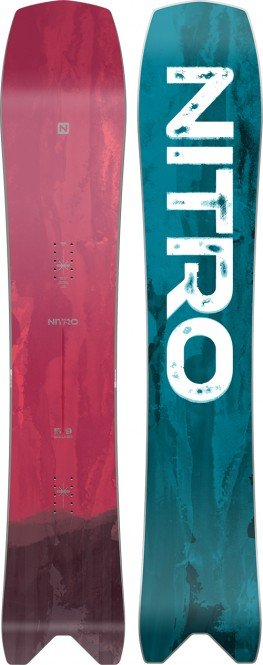 NITRO SQUASH Snowboard 2021 - 159