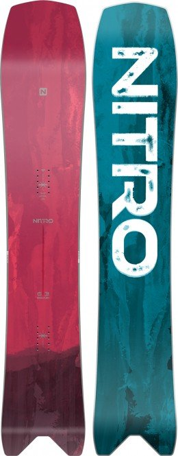 NITRO SQUASH Snowboard 2021 - 163