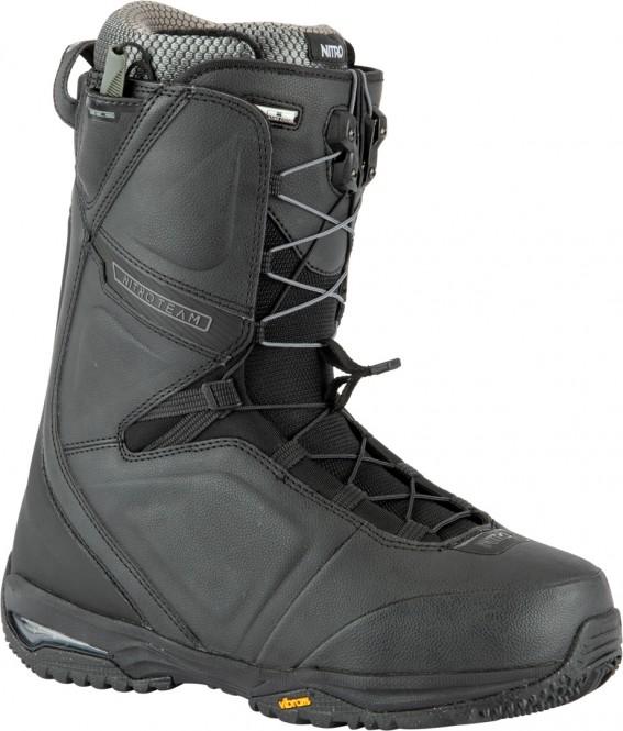 NITRO TEAM TLS Boot 2021 black - 42 2/3