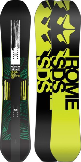 ROME NATIONAL Snowboard 2021 - 158