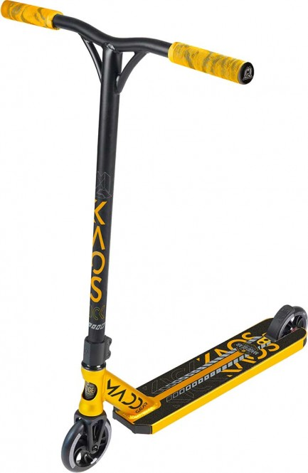 MADD KICK KAOS Scooter black/gold