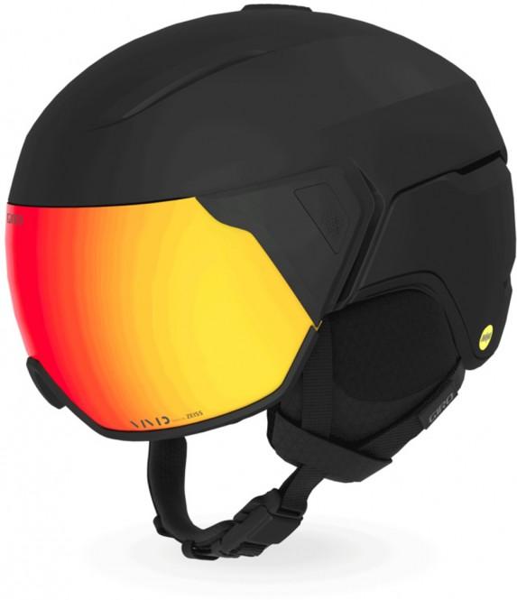 Artikel klicken und genauer betrachten! - Bist du auf der Suche nach einem Helm, der gleichermaßen Komfort und Performance bietet? Dann ist der Orbit MIPS® genau richtig für dich. Das Schild lässt sich reibungslos herunterziehen und wieder nach oben schieben – eine gute Wahl für diejenigen von euch, die ihre optische Brille auch auf dem Berg tragen möchten. | im Online Shop kaufen