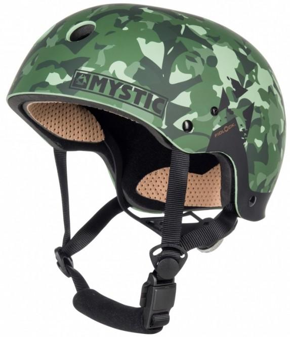 MYSTIC MK8 X Helm 2018 green allover - XL
